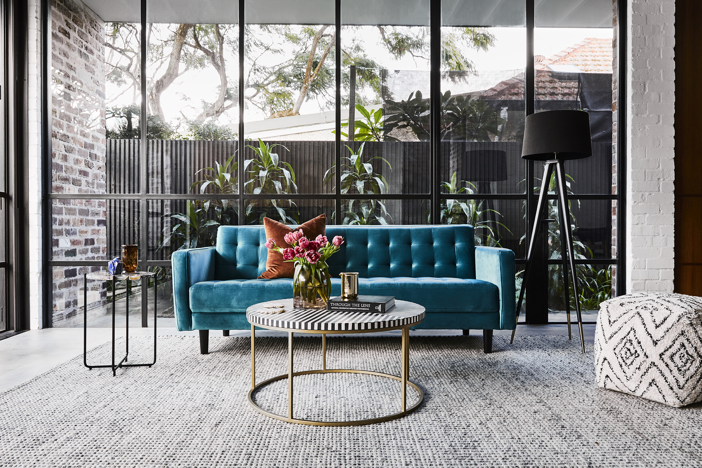 How To Style Boho Luxe Interiors Lounge Lovers